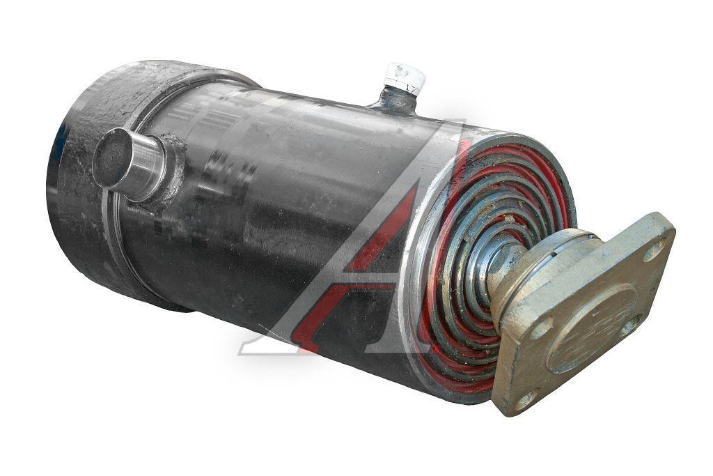 Гідроциліндр підйому кузова КамАЗ (452802-8603010) 6-ти штоковый