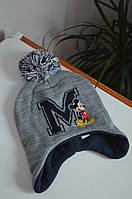 Детская шапка Mickey Disney, OVS Италия 24-36 мес