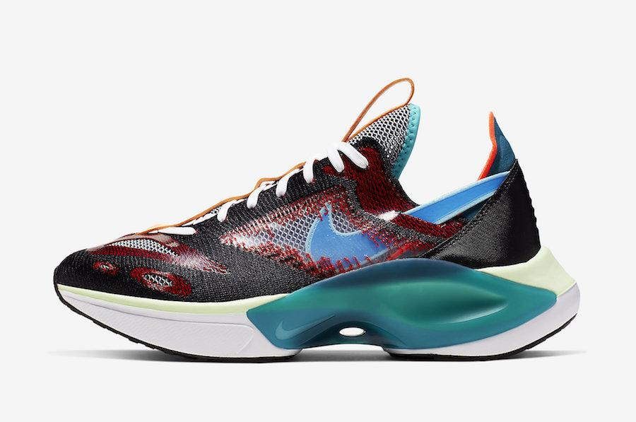 Мужские кроссовки Nike N110 D / MS / X  (ар. AT5405 001)  - Оригинал Eur 41 (26 см)
