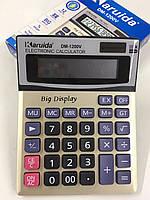 Калькулятор CASIO DM-1200V (90 шт/ящ)