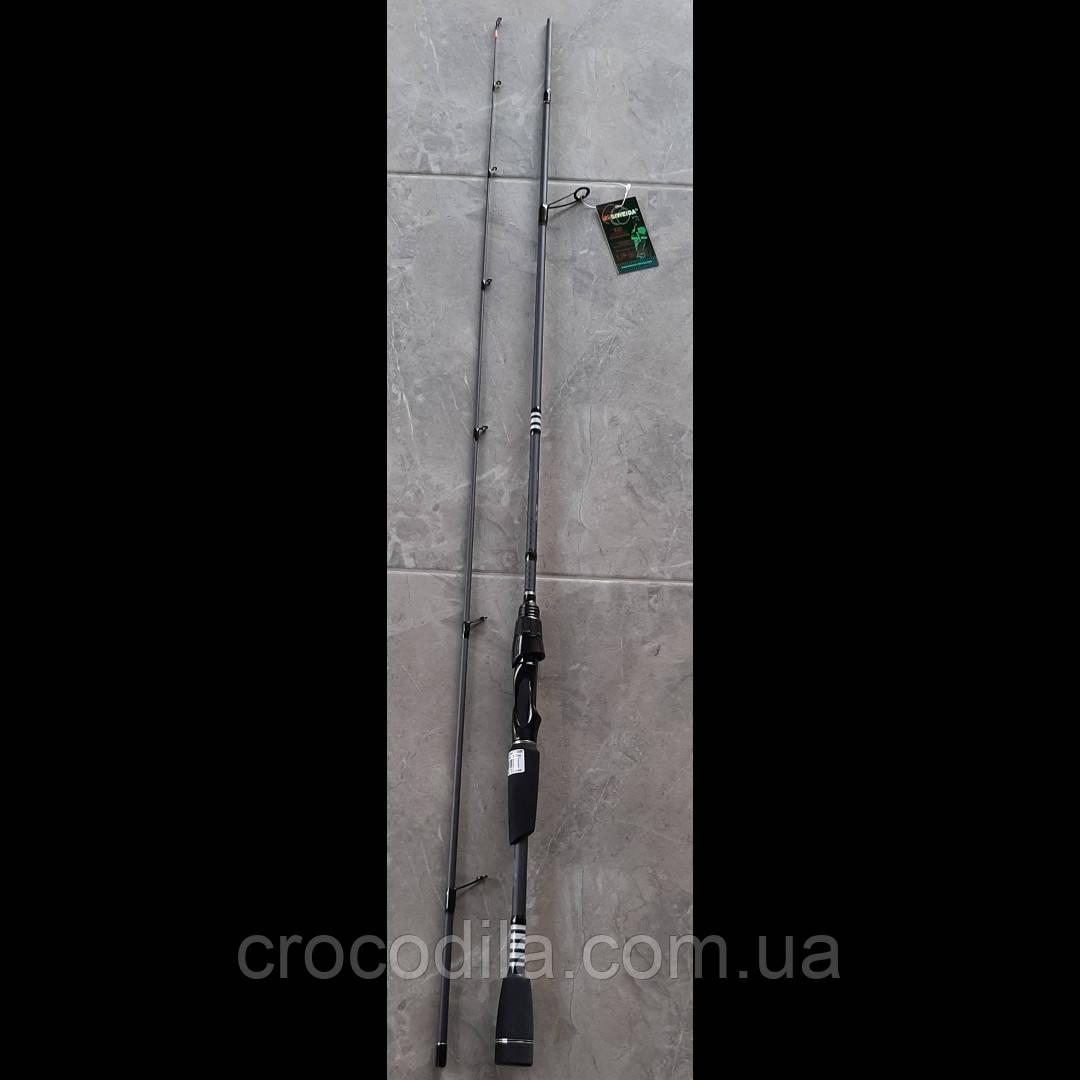 Спиннинговое удилище Siweida Gladiator Plus 2.1 м 5-20 грамм