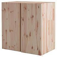 IKEA IVAR Шкафчик, сосна, 80х50х83 см (700.337.66)