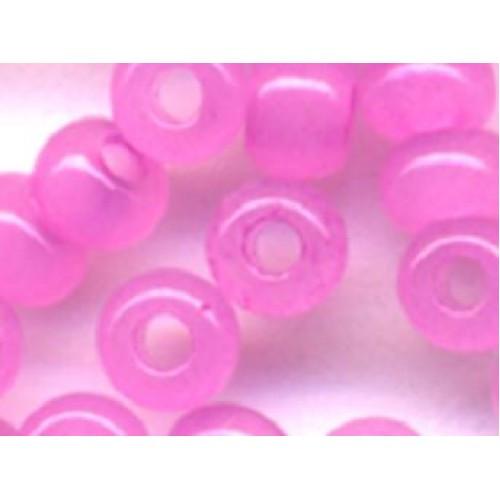 Чешский бисер Preciosa /10 для вышивания Бисер розовый 02192