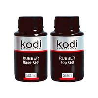 Набор База + Топ на каучуковой основе Kodi по 30 мл