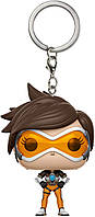 Брелок Funko Pocket POP! Keychain: Overwatch - Tracer