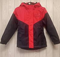 Куртка зимняя мембранная детская, crivit, arctic adventure