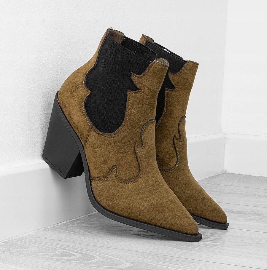 Женские ботинки Lipari