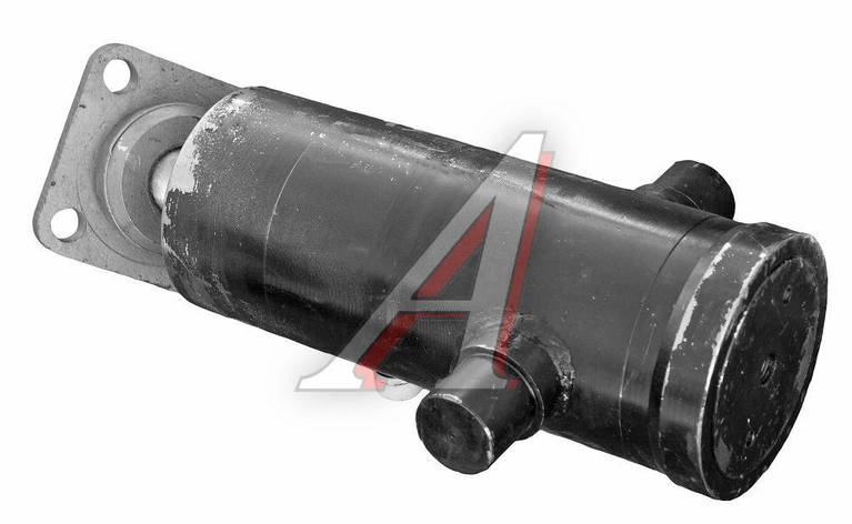 Гидроцилиндр подъема кузова КамАЗ (45143-8603010) 4-х штоковый, фото 2