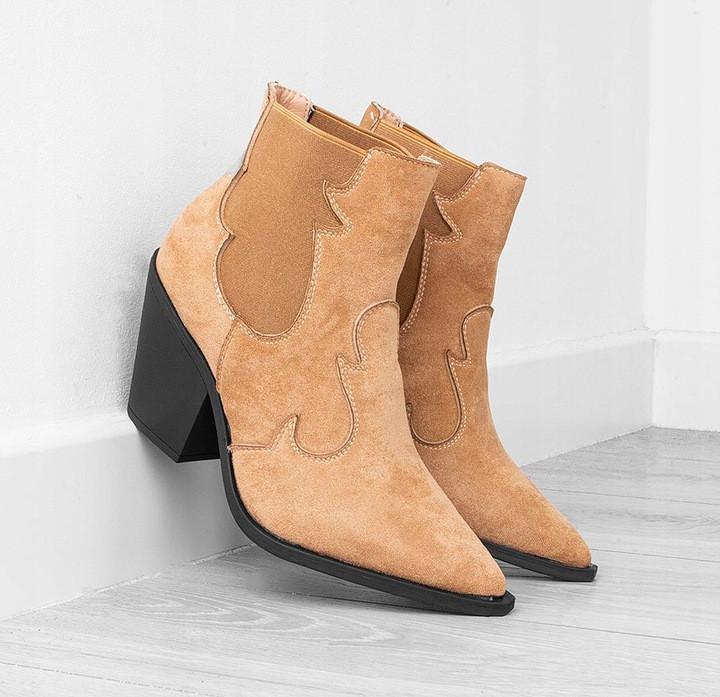 Женские ботинки Fields