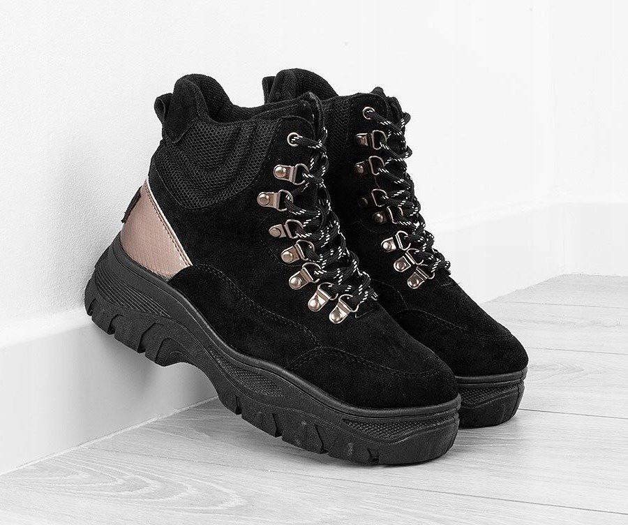 Женские ботинки Bouie