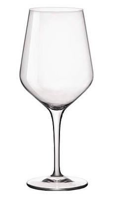 Набор бокалов для вина (4 шт / 440 мл) BORMIOLI ROCCO ELECTRA 192351GBA021990, фото 2