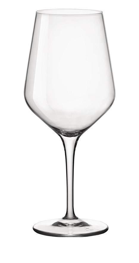 Набор бокалов для вина (4 шт / 550 мл) BORMIOLI ROCCO ELECTRA 192352GBA021990