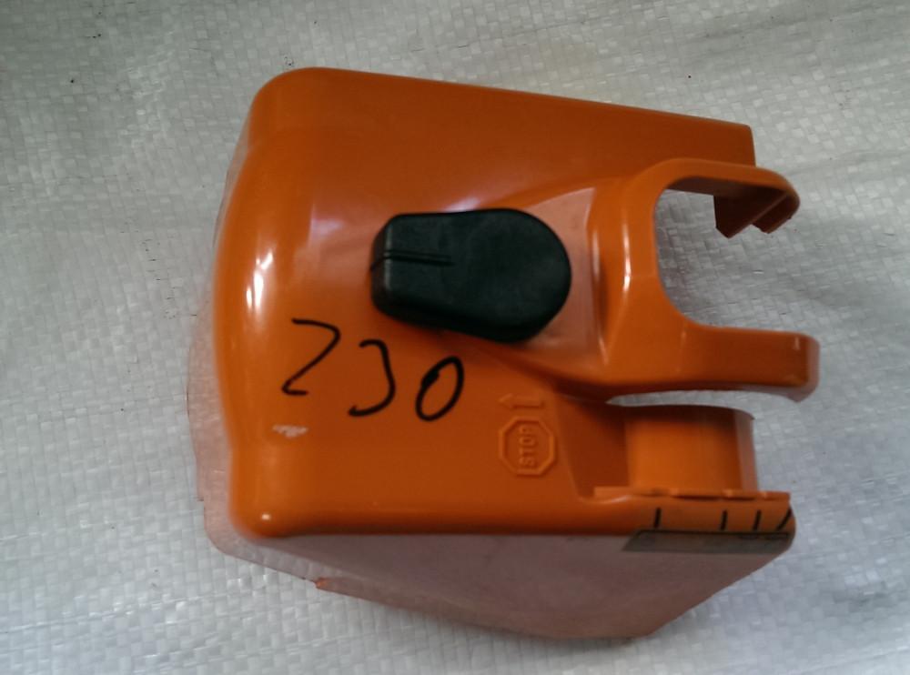STIHL230/250 бензопила Крышка фильтра 11231401902 оригиал