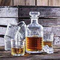 Набор для виски  (1 л.)  BORMIOLI ROCCO OFFICINA 540625S01021990