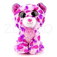 "М'яка Іграшка Леопард ""Glamour"" - 15 см"