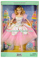 Коллекционная кукла Барби Балерина Мятная карамельная трость Щелкунчик Barbie The Nutcracker 2002, фото 1