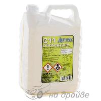 Антифриз -80°C желтый 5л концентрат ALPINE C11 Кühlerfrostschutz