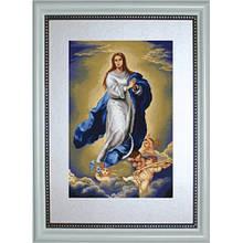 Набір для вишивання нитками Luca-S Релігія Ікони Непорочні створення