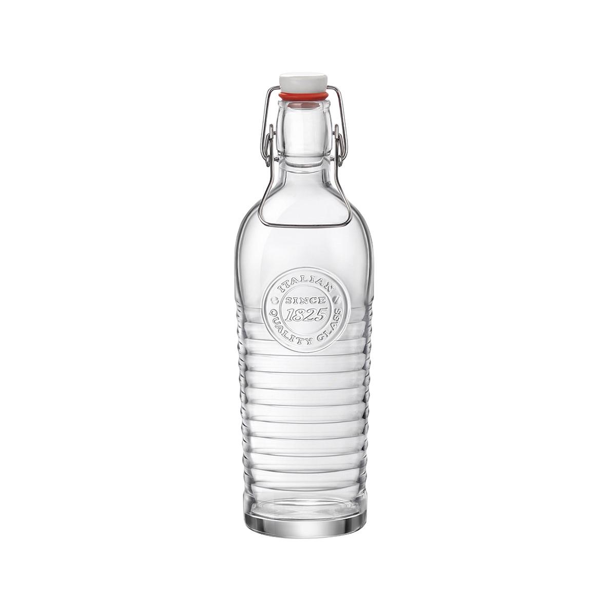 Бутылка с пробкой (2 л.) BORMIOLI ROCCO OFFICINA (код 540621)