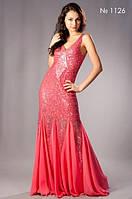 Вечерние платье 1126