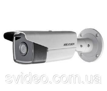 DS-2CD2T43G0-I8 (2.8 мм) 4 Мп ИК видеокамера Hikvision, фото 2