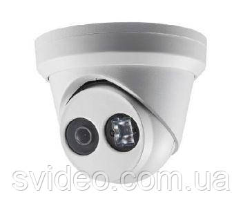 DS-2CD2383G0-I (2.8 мм) 8Мп IP видеокамера Hikvision c детектором лиц и Smart функциями
