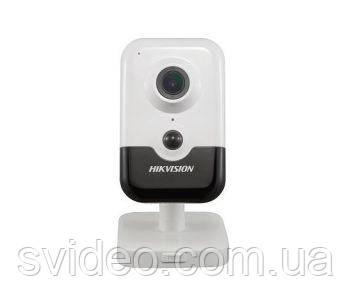 DS-2CD2463G0-I (2.8 мм) 6Мп IP видеокамера Hikvision c детектором лиц и Smart функциями