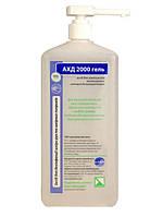 Средство для дезинфекции рук и кожи АХД 2000 гель «Бланидас» 1000 мл