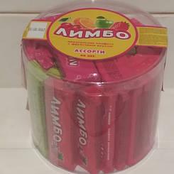 """Жевательные конфеты """"Лимбо"""" Банка ассорти 40 шт"""