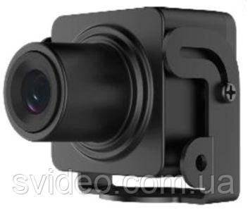 DS-2CD2D21G0/M-D/NF(2.8 мм) 2 Мп сетевая мини-видеокамера Hikvision, фото 2