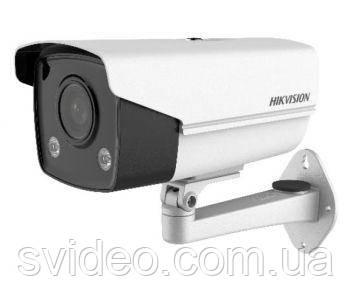 DS-2CD2T47G3E-L (4 мм) 4 Мп ColorVu IP видеокамера Hikvision, фото 2