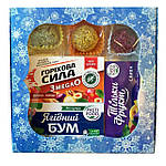 Подарунові набори та цукерки з пастили на улюблені свята!