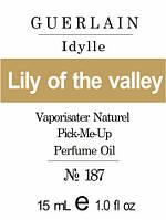 Духи 15 мл (187) версия аромата Герлен Idylle