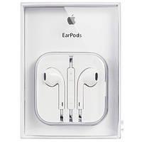 Гарнитура Apple iPhone Earpods белые