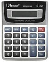 Калькулятор KK-8985A Kenko бухгалтерский, 8разрядный 12.5х9.5см Kenko