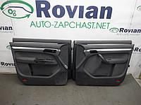 Б/У Оббивка двери (комплект) (Минивен) Volkswagen TOURAN 1 2003-2015 (Фольксваген Туран 1), 1T1867011 (БУ-181271)