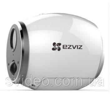 CS-CV316 1 Мп Wi-Fi камера на батарейках EZVIZ, фото 2