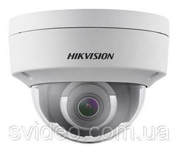 DS-2CD2121G0-IWS (2.8 мм) 2Мп IP видеокамера Hikvision c Wi-Fi модулем
