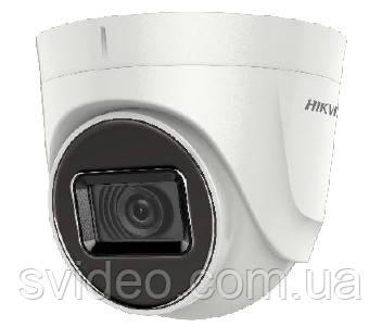 DS-2CE56H0T-ITPF (2.4 мм) 5Мп Turbo HD видеокамера Hikvision