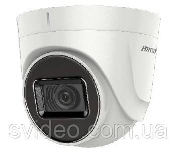 DS-2CE56H0T-ITPF (2.4 мм) 5Мп Turbo HD видеокамера Hikvision, фото 2