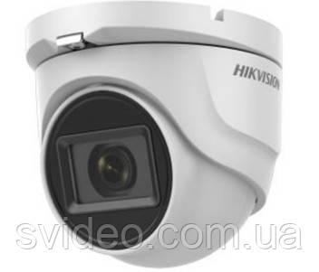 DS-2CE56H0T-ITMF (2.4 мм) 5Мп широкоугольная Turbo HD видеокамера Hikvision, фото 2