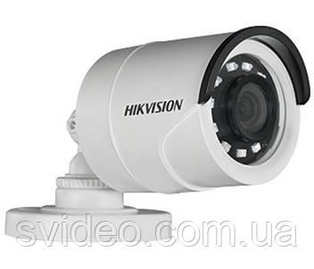 DS-2CE16D0T-I2FB (2.8 мм) 2Мп Turbo HD видеокамера Hikvision с встроенным Балуном, фото 2