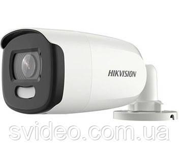 DS-2CE10HFT-F28 (2.8 мм) 5 Мп ColorVu Turbo HD видеокамера Hikvision, фото 2