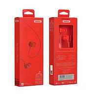 Гарнитура Remax RM-502 Crazy Robot Красная