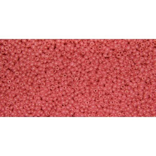 Чешский бисер Preciosa /10 для вышивания Бисер розовый  02193