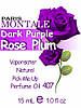 Духи 15 мл (407) версия аромата Монтале Dark Purple