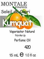 Духи 15 мл (420) версия аромата Монтале Soleil de Capri