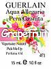 Духи 15 мл (471) версия аромата Герлен Aqua Allegoria Pera Granita