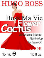 Духи 15 мл (443) версия аромата Хьюго Босс Boss Ma Vie Pour Femmе