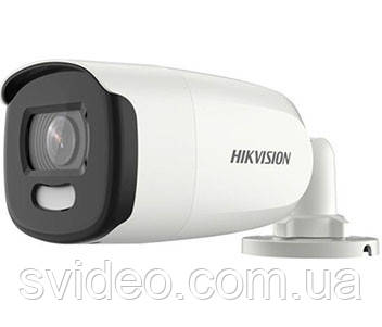 DS-2CE12HFT-F (3.6 мм) 5 Мп ColorVu Turbo HD видеокамера Hikvision, фото 2